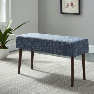 Affordable Cristopher Upholstered Bench By George Oliver