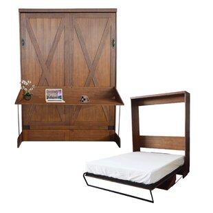 Andover Mills Lafountain Queen Murphy Bed