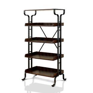Rochelle Etagere Bookcase