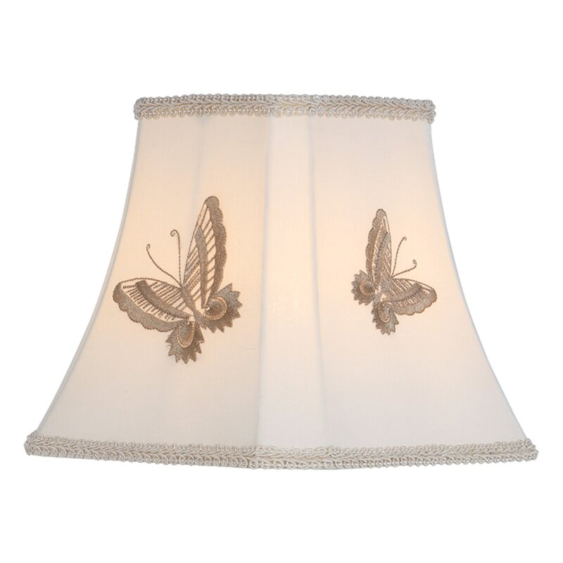 Lily Manor 21cm Cotton Bell Lamp Shade Reviews Wayfair Co Uk