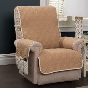 Box Cushion Recliner Slipcover By Winston Porter