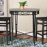 Benedetto Pub Table by World Menagerie