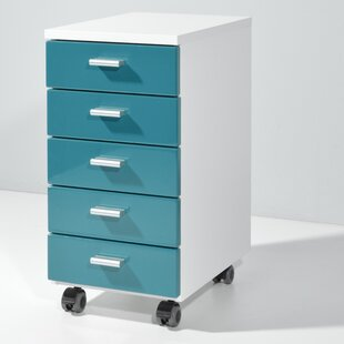 Deals Price 5 Drawer Roll Container