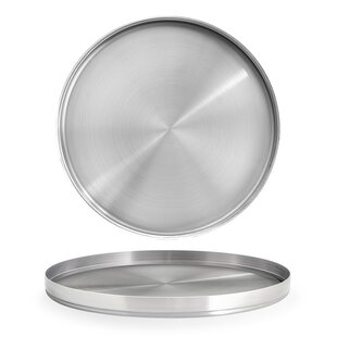Estep Brushed Dinner Plate