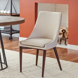 Save & Ivory Parsons Chair | Wayfair