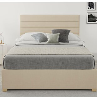 Mraz Upholstered Ottoman Bed By Brayden Studio