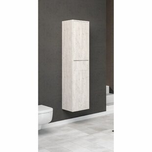 Leonidas 35 X 160cm Wall Mounted Cabinet By Belfry Bathroom