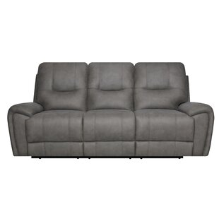 Shop Rutter Reclining Sofa by Charlton Home
