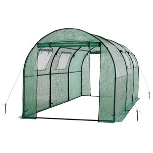 OGrow 6 Ft. W x 15 Ft. D Greenhouse