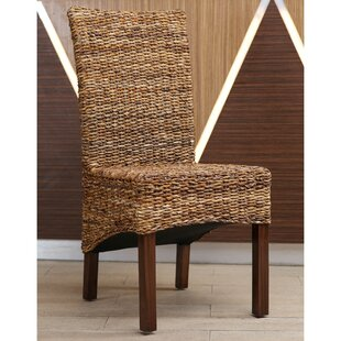 Tontouta Dining Side Chair (Set Of 2) by World Menagerie Modern
