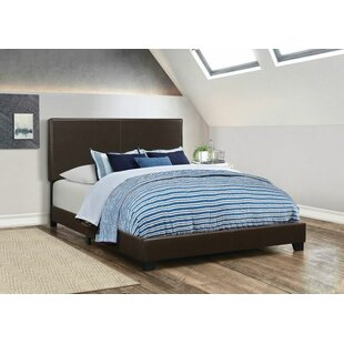 Winston Porter Tryon Upholstered Panel Bed
