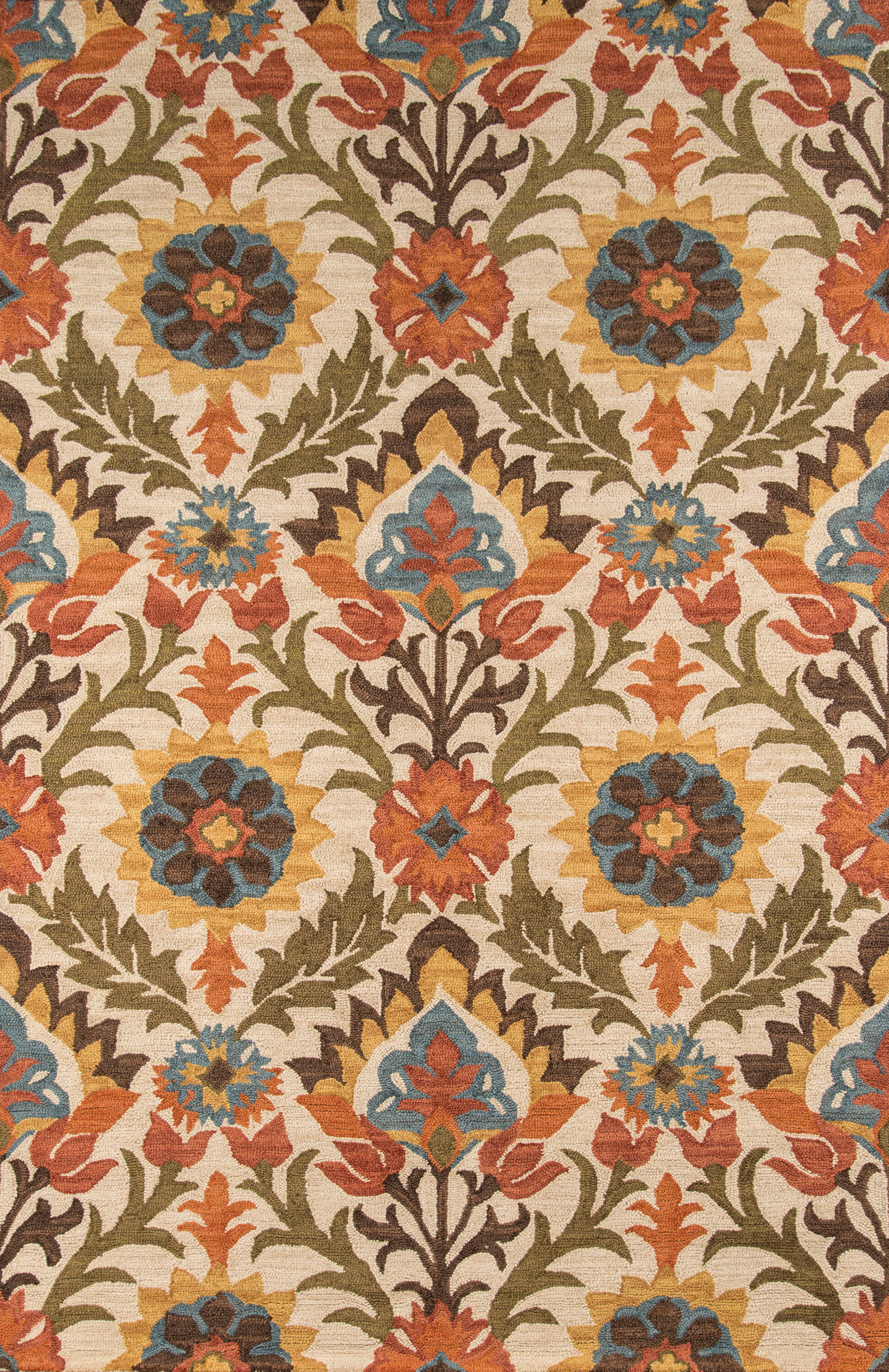 Bungalow Rose Shah Hand Tufted Wool