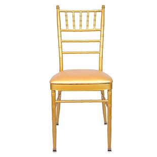 Chiavari Side Chair (Set of 5) by The Seating Shoppe