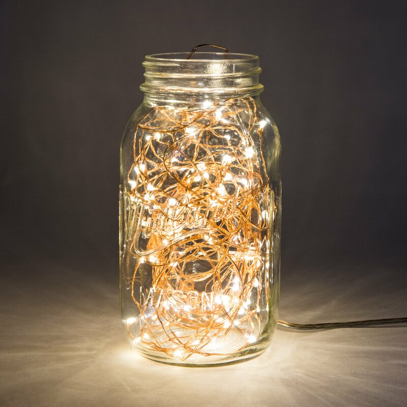 20-Light 6 ft. Fairy String Lights - 25 Amazing Finds Under $25 & Fun Quotes to Make You Smile!