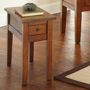 Dan End Table with Storage