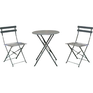 Lawncrest 3 Piece Dining Set