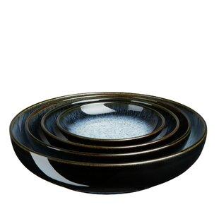 Halo 4 Piece Nesting Bowl Set By Denby