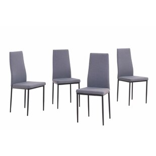 Good Hope Modern Upholstered Dining Chair (Set of 4) by Zipcode Design