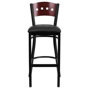 Lomonaco 32 Bar Stool by Winston Porter
