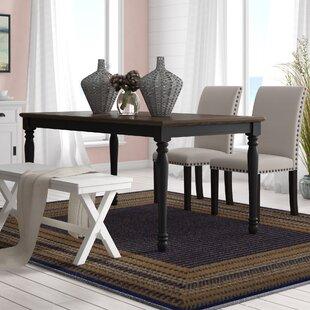 Beachcrest Home Kivalina Extendable Dining Table