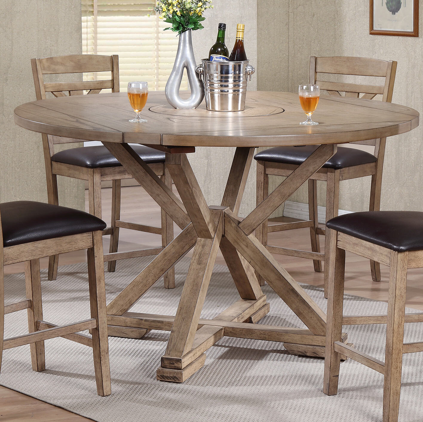 60 Inches Drop Leaf Kitchen Dining Tables You Ll Love In 2021 Wayfair