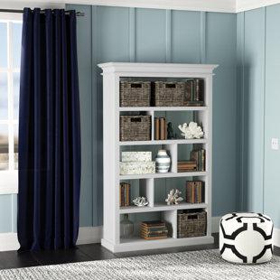 Clarewood Standard Bookcase Beachcrest Home