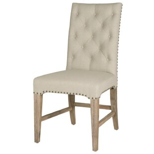 Lark Manor Parfondeval Upholstered Side Chair (Set of 2)