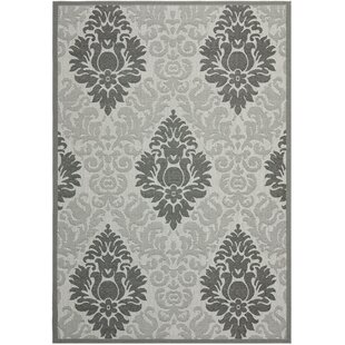 Jarrow Light Grey/Anthracite Indoor/Outdoor Area Rug