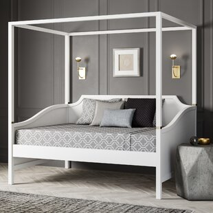 Tazewell Jereme Canopy Daybed Greyleigh