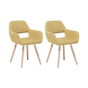 Alida Upholstered Dining Chair (Set Of 2) By Fjørde & Co