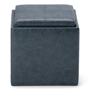 Hammons Storage Ottoman by Bre..