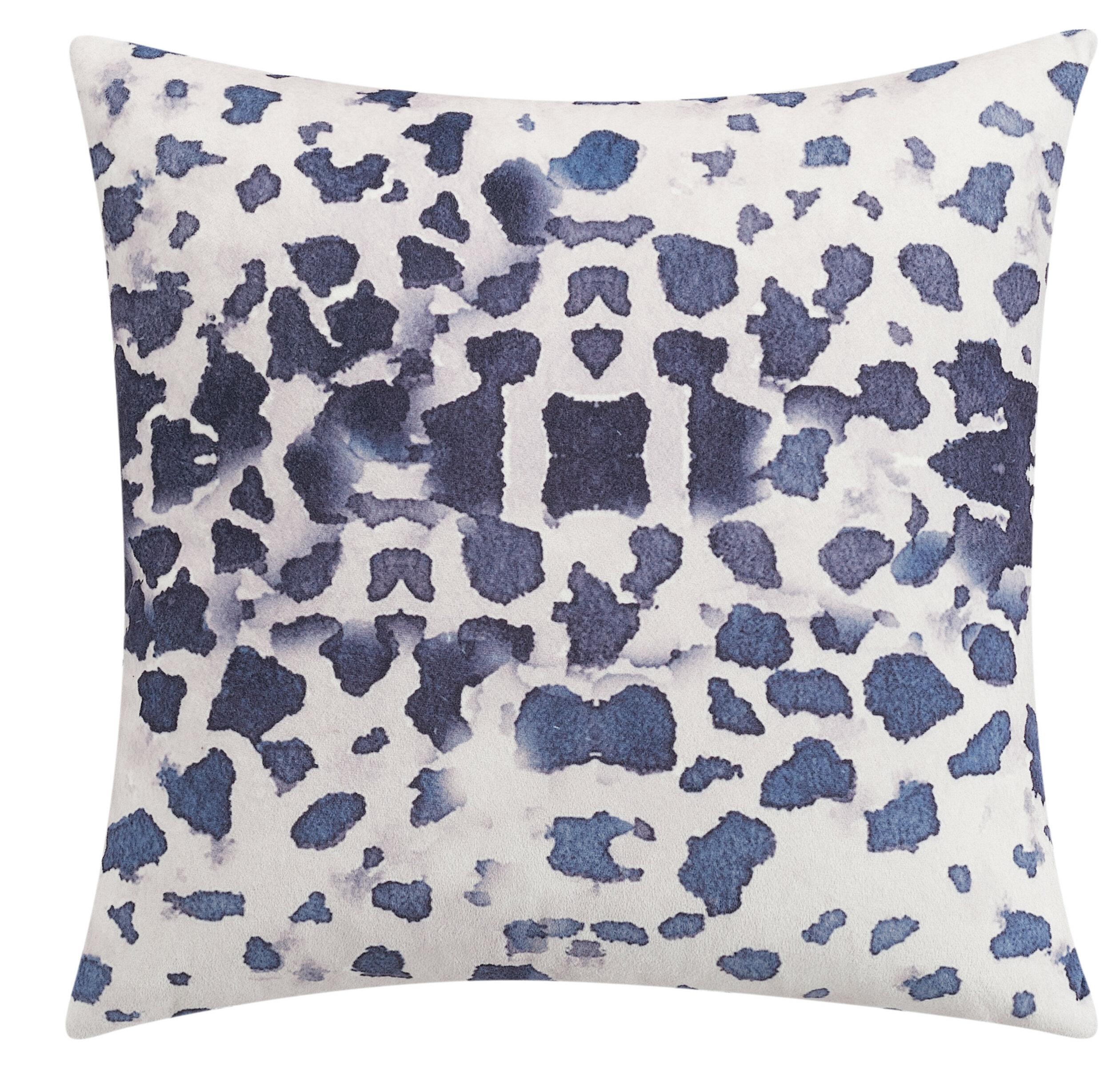 Tracy Porter Lilian Cotton Throw Pillow Reviews Wayfair