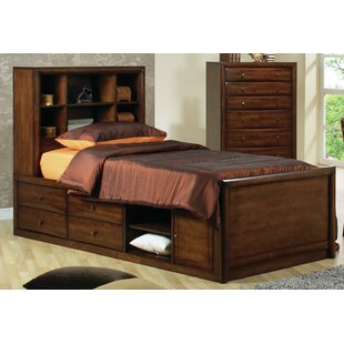 Orren Ellis Gabby Storage Platform Bed