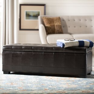 Manhattan Upholstered Storage Bench