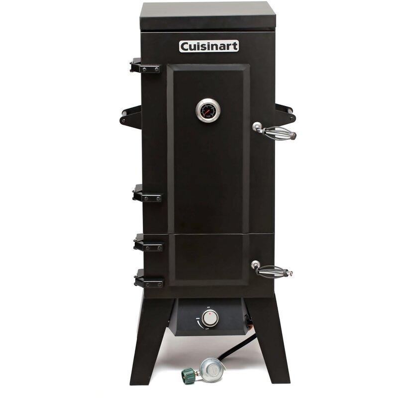 Cuisinart Gas Smoker Amp Reviews Wayfair
