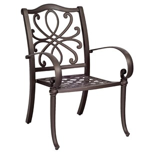 Holland Patio Dining Chair with Cushions