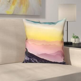 Wildon Home Floral 20 Throw Pillow Reviews Wayfair