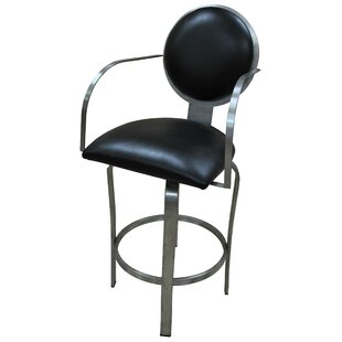 London 35 Swivel Bar Stool Tobias Designs