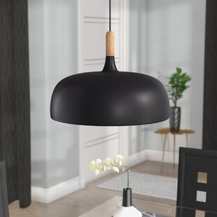 Ryker 1-Light Bowl Pendant