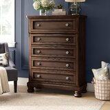 Beadling 5 Drawer Chest by Darby Home Co