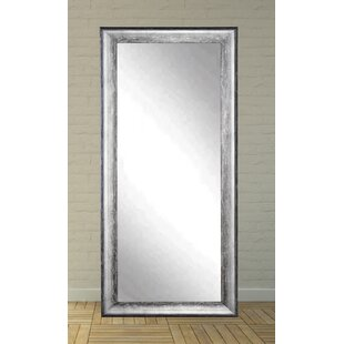 Affordable Rectangle Silver Full Length Wall Mirror ByRed Barrel Studio