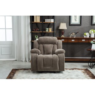 Adlingt Manual Rocker Recliner by Winston Porter