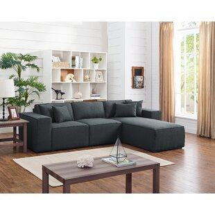 Necaise Reversible Modular Sectional