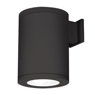 Orren Ellis Janice Arch LED Outdoor Sconce