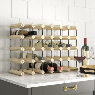 Felica 30 Bottle Wine Rack By Williston Forge