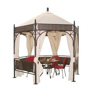 MBM Moebel Gazebo Canopy Accessories