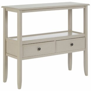 Annex 2 Drawer Console Table By Union Rustic