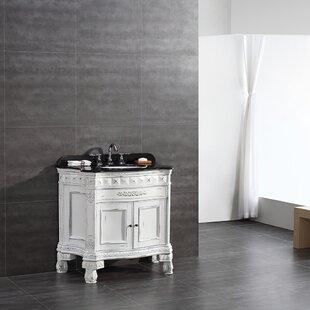 York 36 Single Bathroom Vanity Set ByOve Decors