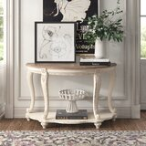 Sara 48'' Console Table by Kelly Clarkson Home