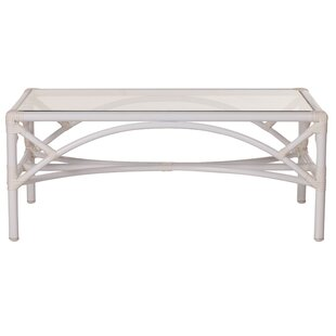 David Francis Furniture Chippendale Aluminum Coffee Table